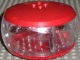 Part No: 47674c01  Name: Container, X-Pod with Trans-Clear Barrel and Matching Color Caps