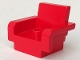 Part No: 4885  Name: Duplo Furniture Chair 2 x 3 x 2 Armchair