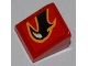 Part No: 54200pb039R  Name: Slope 30 1 x 1 x 2/3 with Claw Pattern Model Right Side (Sticker) - Set 8227