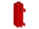 Part No: 60583  Name: Brick, Modified 1 x 1 x 3 with 2 Clips Vertical - Undetermined Stud Type Version)