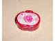 Part No: 6203pb08  Name: Scala Utensil Oval Case with Rose Pattern (Sticker) - Set 3242