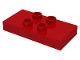 Part No: 6413  Name: Duplo Tile, Modified 2 x 4 x 1/2 (Thick) with 4 Center Studs
