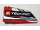 Part No: 64392pb025  Name: Technic, Panel Fairing #17 Large Smooth, Side A with LEGO TECHNIC Logo Pattern (Sticker) - Set 42000