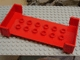 Part No: 6440  Name: Duplo Wagon Body Large with 2 x 6 Studs and Open Sides