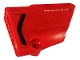 Part No: 64680pb028  Name: Technic, Panel Fairing #14 Large Short Smooth, Side B with 'PANIGALE V4R' and Black Air Intake Pattern (Sticker) - Set 42107