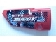 Part No: 64683pb001  Name: Technic, Panel Fairing # 3 Small Smooth Long, Side A with 'NITRO BUGGY' Pattern (Sticker) - Set 8048