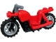 Part No: 65521c01  Name: Motorcycle Chopper with Black Frame, Light Bluish Gray Wheels and Dark Bluish Gray Handlebars