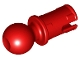 Part No: 6628  Name: Technic, Pin with Friction Ridges Lengthwise and Tow Ball