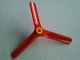 Part No: 6670c01  Name: Duplo, Toolo Propeller 3 Blade