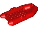 Part No: 78611  Name: Boat, Rubber Raft 12 x 6 x 2