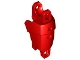 Part No: 87839  Name: Large Figure Arm / Leg Section with 2 Ball Joint Sockets