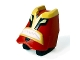 Part No: 87854c01pb01  Name: Large Figure Head Modified Ben 10 Jet Ray with Yellow Brow Pattern