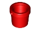 Part No: 95343  Name: Container, Bucket 1 x 1 x 1 Tapered