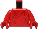 Part No: 973px70c01  Name: Torso SW Imperial Robe with Dark Red Creases Pattern (Royal Guard) / Red Arms / Red Hands