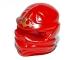 Part No: 98133pb05  Name: Minifigure, Headgear Ninjago Wrap with Fire Energy Pattern