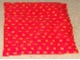 Part No: bb0247pb02  Name: Duplo Doll Cloth Blanket with Yellow Dots Pattern