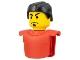 Part No: mcsport2  Name: Sports Promo Figure Head Torso Assembly McDonald's Set 2 (7924)