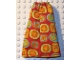 Part No: scl073  Name: Scala, Clothes Female Skirt Long with Xs and Os Pattern