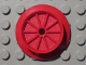 Part No: wheel4  Name: Wheel, Train Spoked Large (29mm D.) with FreeStyle Pin Hole