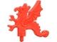 Part No: x47  Name: Minifigure, Plume Dragon