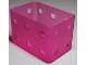 Part No: clikits228  Name: Clikits Container 6 x 9 x 5 with 20 Holes