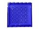 Part No: 59349pb199  Name: Panel 1 x 6 x 5 with Hexagons and Diamonds Pattern (Sticker) - Set 76103