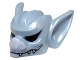 Part No: 15065pb02  Name: Minifigure, Headgear Mask Bat with Lavender Nose and White Fangs Pattern