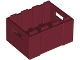 Part No: 30150  Name: Container, Crate 3 x 4 x 1 2/3 with Handholds