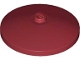 Lot ID: 84721931  Part No: 3960  Name: Dish 4 x 4 Inverted (Radar) with Solid Stud