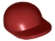 Part No: 4485b  Name: Minifigure, Headgear Cap - Short Curved Bill