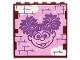 Part No: 59349pb205  Name: Panel 1 x 6 x 5 with Abby Cadabby Graffiti on Brick Wall Pattern (Sticker) - Set 21324