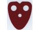 Part No: 86301  Name: Minifigure, Armor Pauldron Cloth, Small