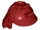 Part No: 98128  Name: Minifigure, Headgear Helmet Ninja (Ninjago Samurai)