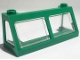 Part No: 13760c01  Name: Windscreen 2 x 6 x 2 Train with Trans-Clear Glass (13756 / 13760)