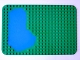 Part No: 2296pb01  Name: Duplo, Baseplate 16 x 24 with Pond Pattern