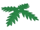 Part No: 30339  Name: Plant, Tree Palm Leaf 4