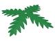 Part No: 30339  Name: Plant, Tree Palm Leaf 4