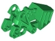 Part No: 32475  Name: Bionicle Foot with Ball Joint Socket 3 x 6 x 2 1/3