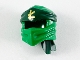 Part No: 40925pb12  Name: Minifigure, Headgear Ninjago Wrap Type 4 with Dark Green Headband and Gold Asian Symbol Pattern