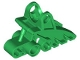 Part No: 41668  Name: Bionicle Foot with Ball Joint Socket 2 x 3 x 5