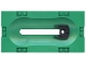 Part No: 41819c02  Name: Sports Field Section 8 x 16 with Horizontal Slot and Black Sliding Holder, Assembly