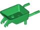 Part No: 98288  Name: Minifigure, Utensil Wheelbarrow Frame