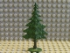 Part No: FTPine  Name: Plant, Tree Flat Pine painted with solid base