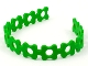 Part No: bb0146  Name: Plastic Flower Chain, Scala