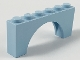 Part No: 3307  Name: Brick, Arch 1 x 6 x 2 - Thick Top with Reinforced Underside