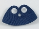 Part No: 20551  Name: Minifigure, Cape Cloth, High Rounded Collar