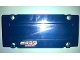 Part No: 64782pb020R  Name: Technic, Panel Plate 5 x 11 x 1 with 'EGOR DESIGN' Pattern Model Right Side (Sticker) - Set 41999