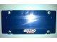 Part No: 64782pb022  Name: Technic, Panel Plate 5 x 11 x 1 with 'EGOR DESIGN' Pattern (Sticker) - Set 41999