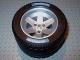 Part No: 22969c03  Name: Wheel 62mm D. x 46mm Technic Racing Large, with Black Tire Technic Racing Large with 'MICHELIN' White Pattern (22969 / 32296pb02)