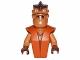 Part No: 11330pb01c01  Name: Torso/Head Alien, SW Pong Krell Pattern / Medium Dark Flesh Arms / Reddish Brown Hands